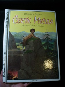 náhled knihy - Čertík Mičula