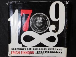 náhled knihy - Sedmnáct set osmdesát devět rad pro fotoamatéry