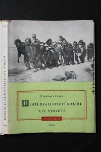 náhled knihy - Ruští realističtí malíři 19. století : peredvižnici