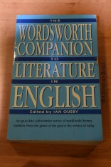 náhled knihy - The Wordsworth Companion to Literature in English