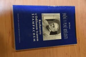 náhled knihy - Snění v plné bdělosti : rozhovory s Odilonem Ivanem Štampachem