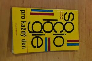 náhled knihy - Sociologie pro každý den