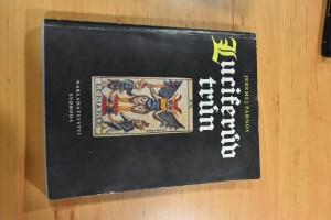 náhled knihy - Luciferův trůn