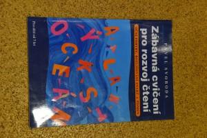 náhled knihy - Zábavná cvičení pro rozvoj čtení : oční pohyby, rozlišování znaků a písmen