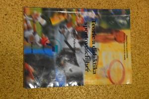 náhled knihy - Teorie a didaktika sportovních her
