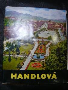 náhled knihy - Handlová