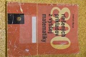 náhled knihy - 800 riešených príkladov z vyššej matematiky