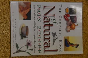 náhled knihy - the complete book of natural pain relief