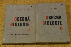 náhled knihy - Obecná biologie I, II