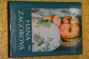 náhled knihy - Hana Zagorová : --dřív než to zapomenu