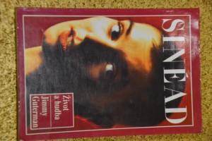 náhled knihy - Sinéad : život a hudba