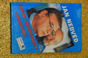 náhled knihy - Jan Nedvěd I. písně z desek Jakub, Sedmikráska, František