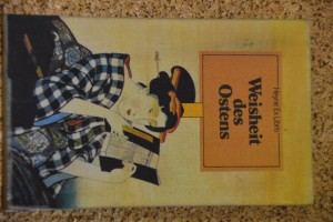 náhled knihy - Weisheit des Ostens