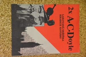 náhled knihy - 2x A. C. Doyle