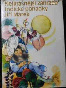 náhled knihy - Nejkrásnější zahrada : Indické pohádky
