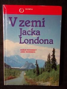 náhled knihy - V zemi Jacka Londona
