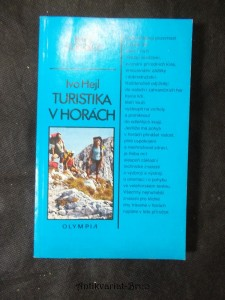 náhled knihy - Turistika v horách