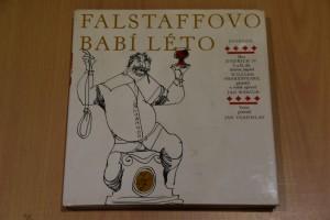 náhled knihy - Falstaffovo babí léto