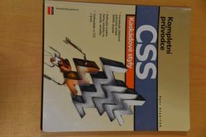 náhled knihy - CSS Kaskádové styly : kompletní průvodce