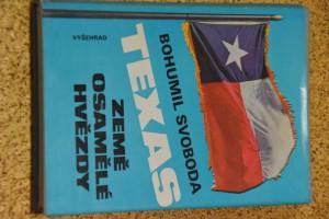 náhled knihy - Texas : země osamělé hvězdy