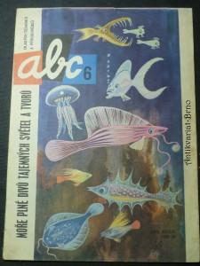náhled knihy - ABC Mladých technických a přírodovědců 6