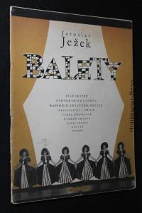 náhled knihy - Balety