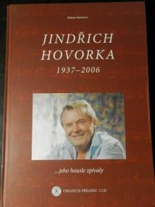 náhled knihy - Jindřich Hovorka 1937 - 2006 bez CD