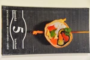 náhled knihy - Japonská kuchyně