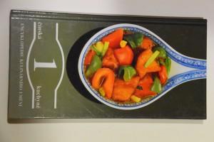 náhled knihy - Čínská kuchyně : Champagne Avantgarde recepty