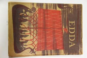 náhled knihy - Edda : bohatýrské písně