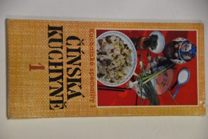 náhled knihy - Čínská kuchyně 1