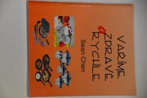 náhled knihy - Vaříme zdravě a rychle