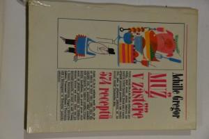 náhled knihy - Muž v zástěře, aneb, Literární kuchtění, aneb, Faire sa cuisine littéraire