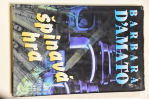 náhled knihy - Špinavá hra
