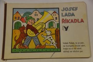 náhled knihy - Říkadla : Pro děti od 2 let