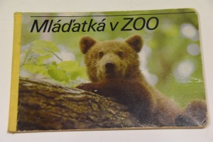náhled knihy - Mláďatká v zoo