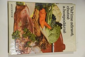 náhled knihy - Vaříme zdravě, chutně a hospodárně