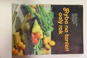 náhled knihy - Ryba na tanieri celý rok