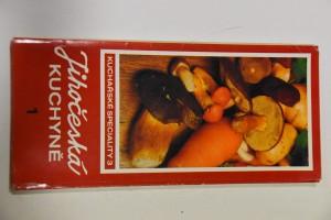 náhled knihy - Jihočeská kuchyně