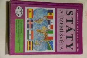 náhled knihy - Státy a území světa