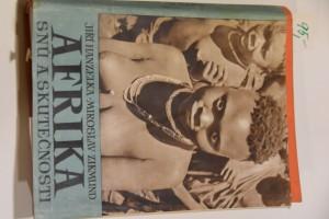 náhled knihy - Afrika snů a skutečnosti II. díl