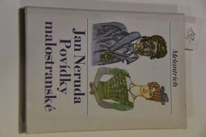 náhled knihy - Povídky malostranské Povídky malostranské