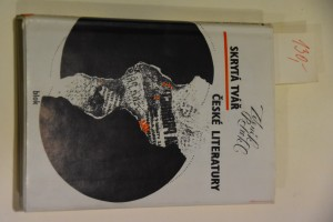 náhled knihy - Skrytá tvář české literatury