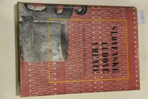 náhled knihy - Slovenské ĺudové umenie : výtvarný prejav : 2, Keramika - Rezba - Maľba