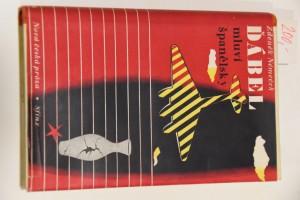 náhled knihy - Ďábel mluví španělsky : Román