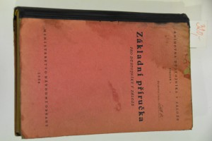 náhled knihy - Základní příručka pro důstojníky v záloze
