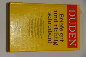 náhled knihy - Briefe gut und richtig schreiben!