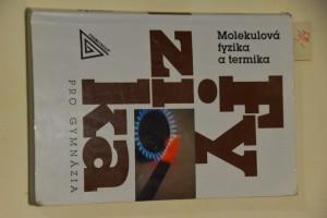 náhled knihy - Fyzika pro gymnázia. Molekulová fyzika a termika
