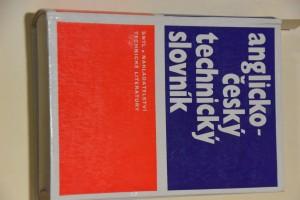náhled knihy - Anglicko-český technický slovník = English-Czech technical dictionary