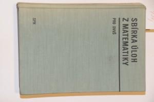 náhled knihy - Sbírka úloh z matematiky : pro gymnasia